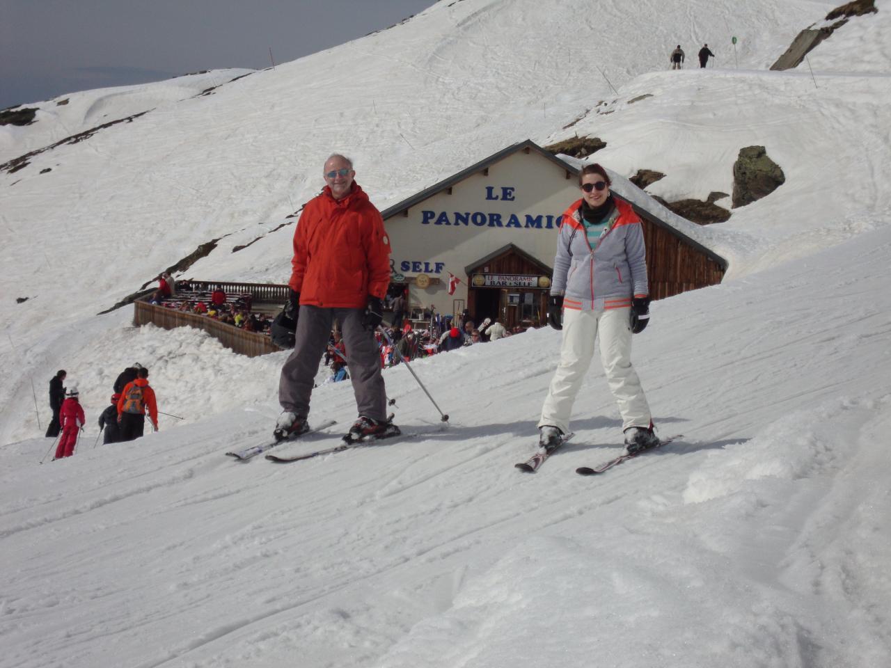 Séjour au ski mars 2014