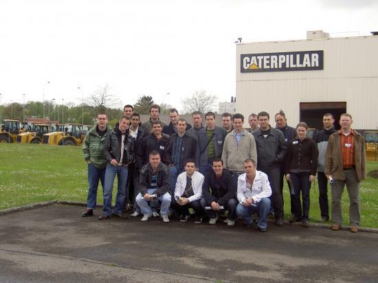 Caterpillar 2008