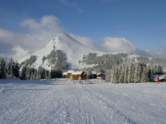Séjour au ski mars 2013