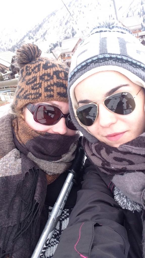 Séjour au ski mars 2015